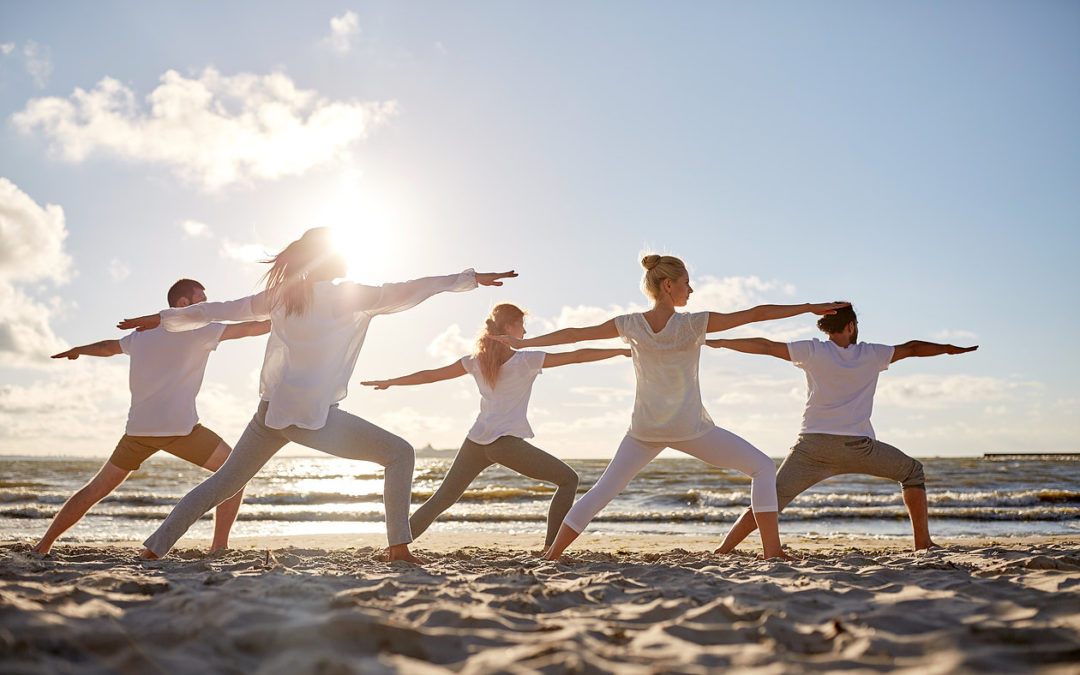 6 benefits of going on a yoga retreat