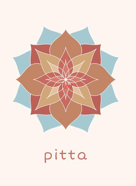 Pita dosha Ayurvedic body type